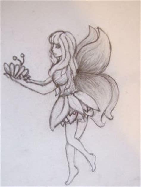 bbc blast art design fairy pencil
