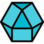 Dodecahedron Icon Icons Flaticon