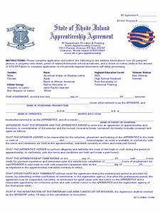 apprenticeship agreement form 6 free templates in pdf With apprenticeship contract template