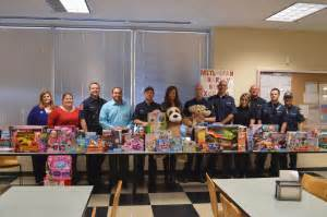 Metl Span Employees Provide Gifts for Underprivileged
