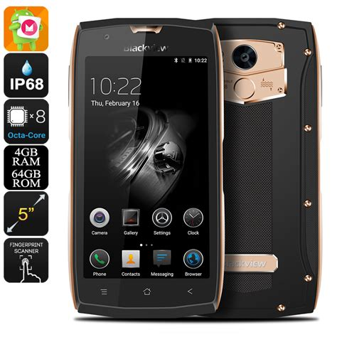 what is an android device blackview 7000 pro android mobile phone from china