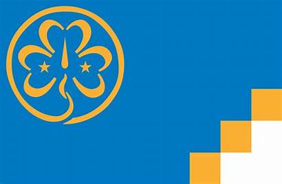 Flag Guides Scouts Association Flags Scout Thinking