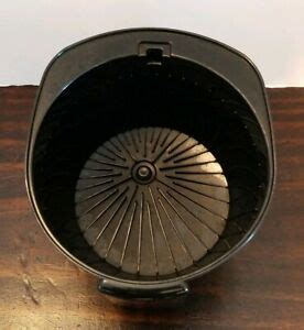 It has a conical basket and uses paper filters, so you. KitchenAid 14 Cup Coffee Maker KCM1402 Replacement Part Basket Filter Holder... | eBay