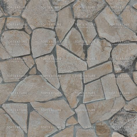 irregular shaped beige brown stone tiles top texture