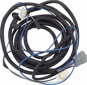 Wiring Harness For 1971 Plymouth Satellite
