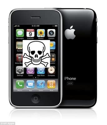 do iphones get viruses for iphone
