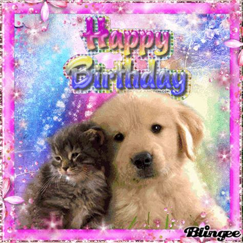 birthday reminder blingee picture