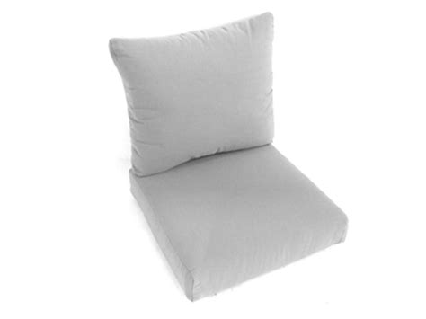 Meadowcraft Patio Furniture Cushions by Meadowcraft Monticello Replacement Cushions For Lounge