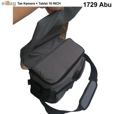 tas kamera canon abu abu tas kamera murah tablet 10 inch eibag 1729 abu eibag