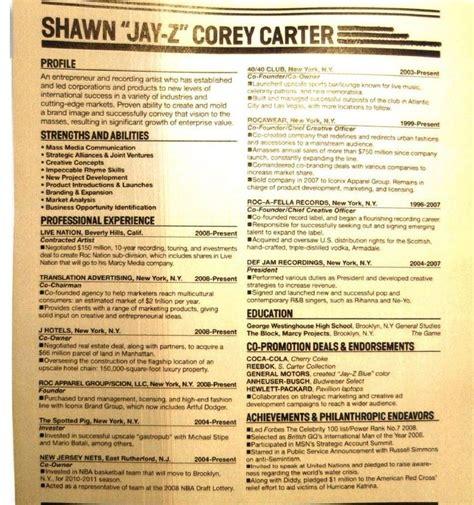 Z Resume by Z S Resume Jayz Resumes