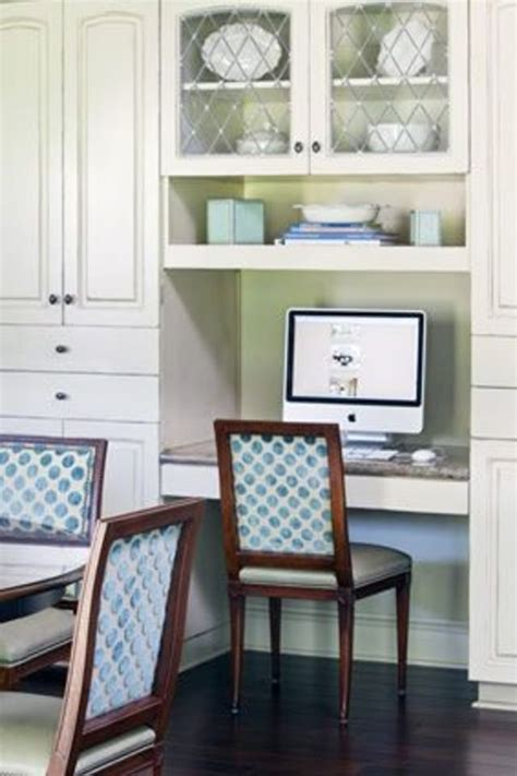 kitchen office nook 40 photos of home office nooks to greatly inspire you