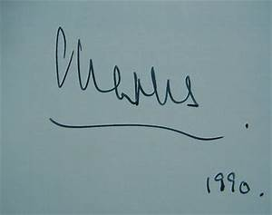 Charles Prince of Wales Signed Book - A Vision of Britain