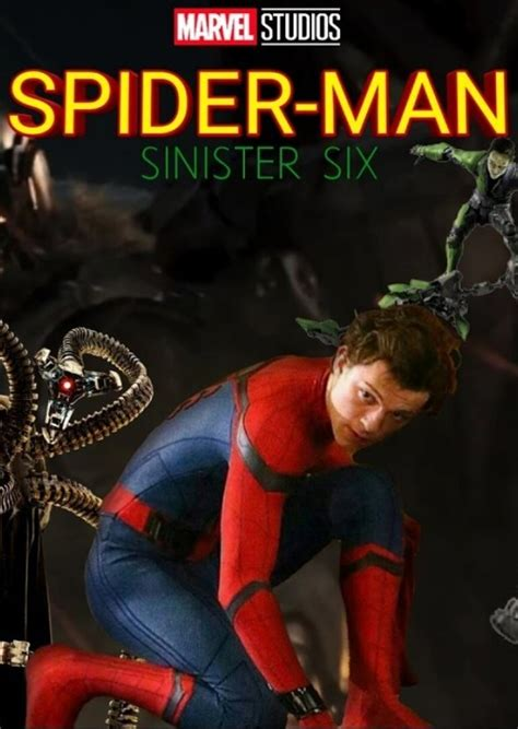 Mysterio Fan Casting for Spider-Man: The Sinister Six ...