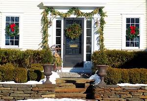 9, Natural, Outdoor, Christmas, Decoration, Ideas
