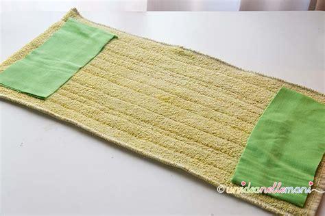 Come riciclare vecchi asciugamani e fare mop gratis