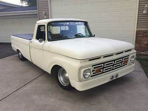 1964 Ford F100 Low Rider Truck    Rat Rod  Inline 6  Glass Packs  Dual Exhaust