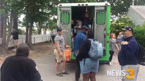 Virginia Beach Couple Transforms Truck To Help Homeless