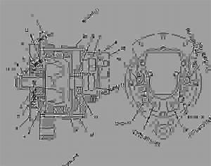 Cat G3306 Generator Set Electrical System Diagram Manual