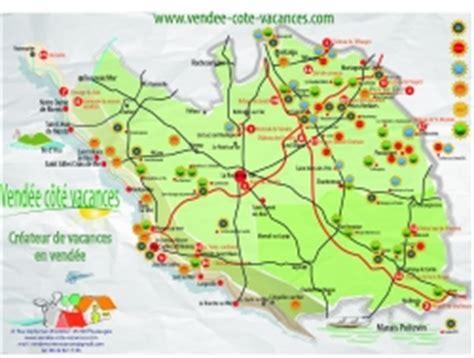 trouver un hotel avec dans la chambre vcv map en vendée location de vacances vendéennes
