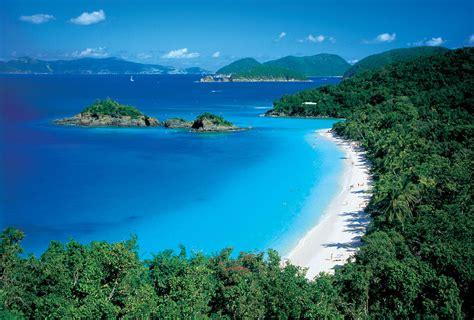 Caribbean Vacation Paradise- U.s. Virgin Islands