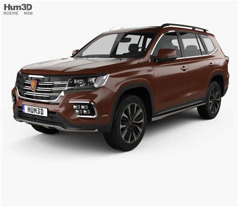 3D model of Roewe RX8 2018 | 3d model, Car 3d model, Car