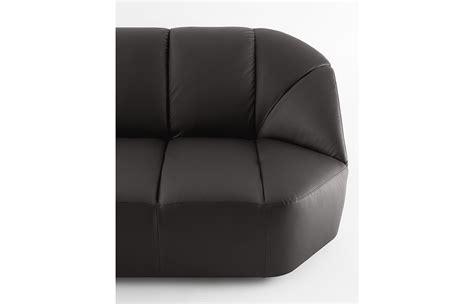 showroom canape 10surdix canapé cloud 220 l cm cuir noir 10surdix