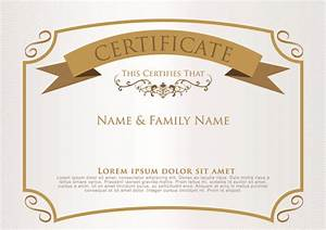 high school diploma certificate fancy design templates - certificate design templates free vector download 13 031