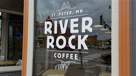 This is important to us because we want our farmers and our environment to be treated well. River Rock Coffee | MankatoLIFE