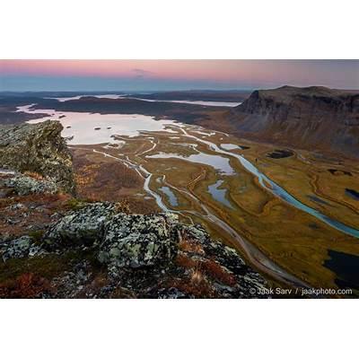 The Rapa Valley in Sarek National Park Sweden - Explore