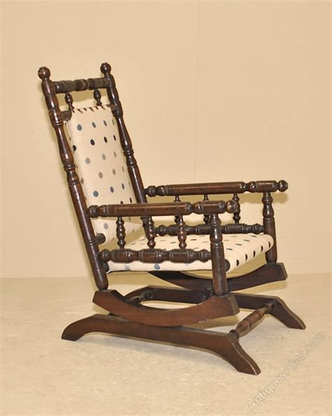 Rocking Chair Conversion Kit Uk by Child S Rocking Chair Antiques Atlas