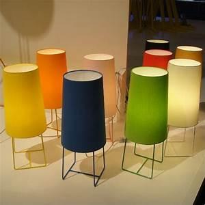 Abat Jour Design : lampe de salon pop ultra design ~ Melissatoandfro.com Idées de Décoration