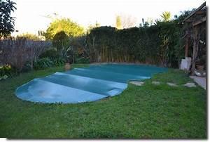 Bache Piscine Hiver Sur Mesure : bache piscine sur mesure l art de la sellerie ~ Mglfilm.com Idées de Décoration