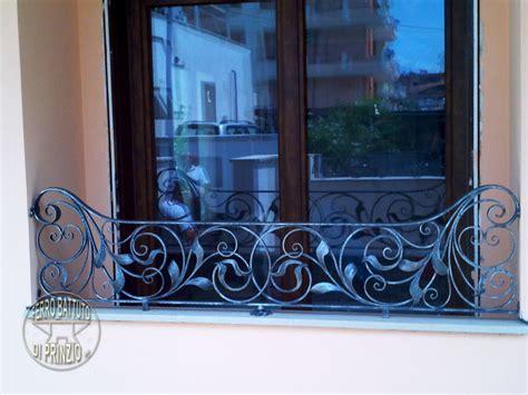 ringhiera per finestra catalogo balaustre esterne in ferro e ferro battuto