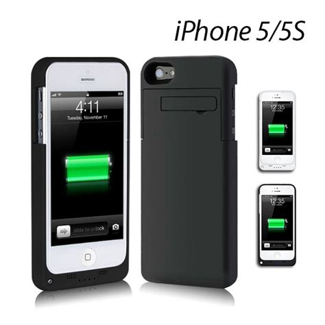 charger for iphone 5s battery portable charger for iphone 5 5s black or
