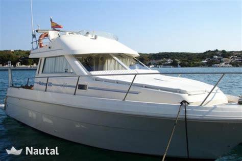 Motor Boats For Sale Menorca by Motorboat Rent Rodman 900 In Ma 243 Menorca Nautal