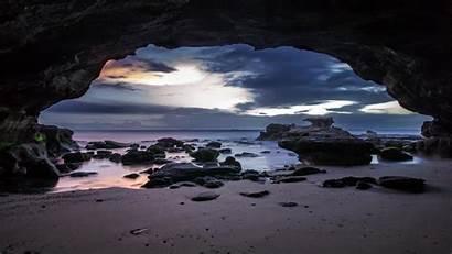 Cave Wallpapers Amazing Playa Asombrosa Cueva Beaches