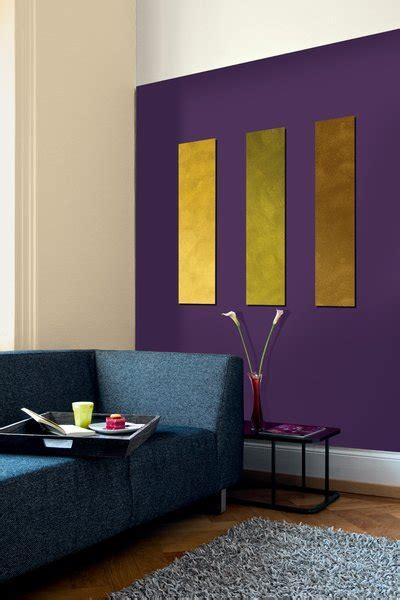 glanzvolle wandfarben in gold silber und metallic effekten verbreiten gt wohnen