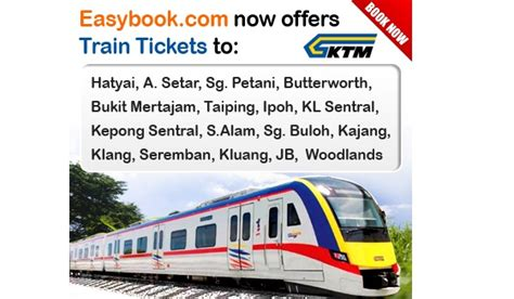 largest train ticket  booking  sea easybook