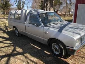 1980 Chevy Luv Diesel Truck