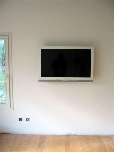 sony kdl 40 we 5 lcd blanc accroch 233 au mur antenniste installateur tv dans l aquitaine 64