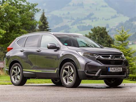 Honda CR-V [EU] (2019) - picture 5 of 5