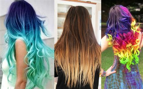 Different Ways To Color Hair by 25 Ways To Use Ombre Hair Color Haircolortrends