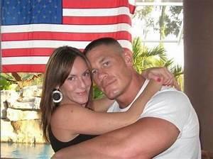 John Cena With Ex-Wife Elizabeth Images 2013   All ...