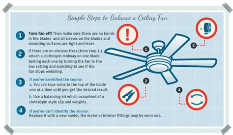 how do you balance a ceiling fan 100 cost to replace ceiling fan 3 ways to fix a wobbling