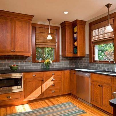 houzz oak kitchen cabinets http st houzz fimgs 63d1211b0f35bbc8 4917 w406 h406 4357