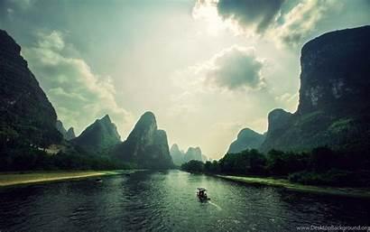 Vietnam Nature Desktop Wallpapers Background Landscape Wallpaperaccess