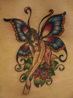 butterfly fairy tattoos pics tattoo  itattooz