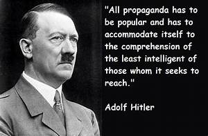 ...Maybe the Lo... Social Darwinism Hitler Quotes