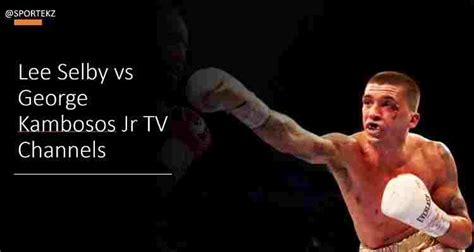 Lee Selby vs George Kambosos Jr Live Stream (Free TV Channels)