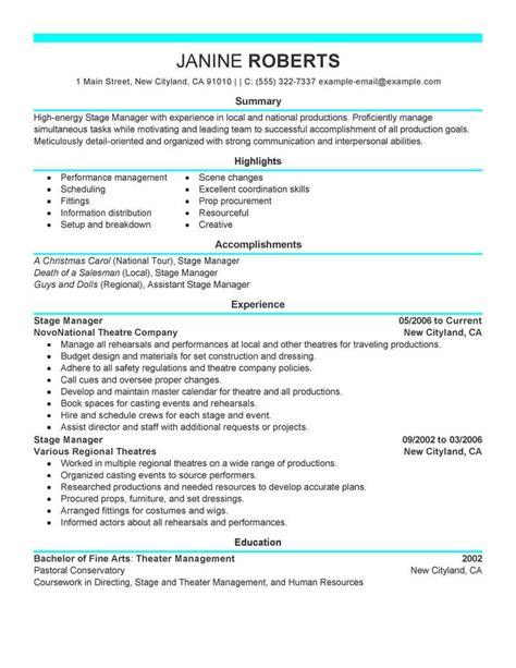 Supervisor Resume Objective by Supervisor Resume Sle Supervisor Resumes Livecareer
